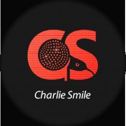 Логотип компании Charlie Smile