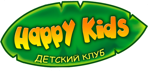 Логотип компании Happy kids