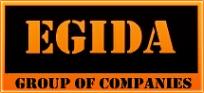 Логотип компании Egida