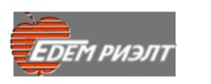Логотип компании Эдем-Риэлт