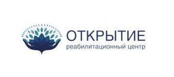 Логотип компании Реабилитационный центр Открытие
