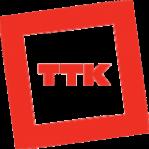 Логотип компании ТТК-Волга