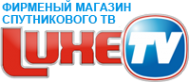 Логотип компании LuxeTV