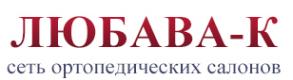 Логотип компании Любава-К