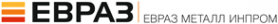 Логотип компании Евраз Металл Инпром АО