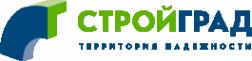 Логотип компании Стройград