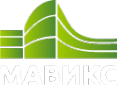 Логотип компании Мавикс